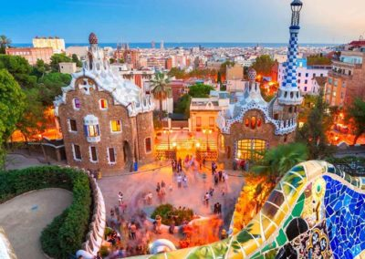 barcelona spain Gaudi