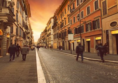 city-walks-temp-rome Italy