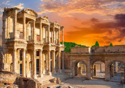 EPHESUS KUSADASI CRUISE EXCURSION