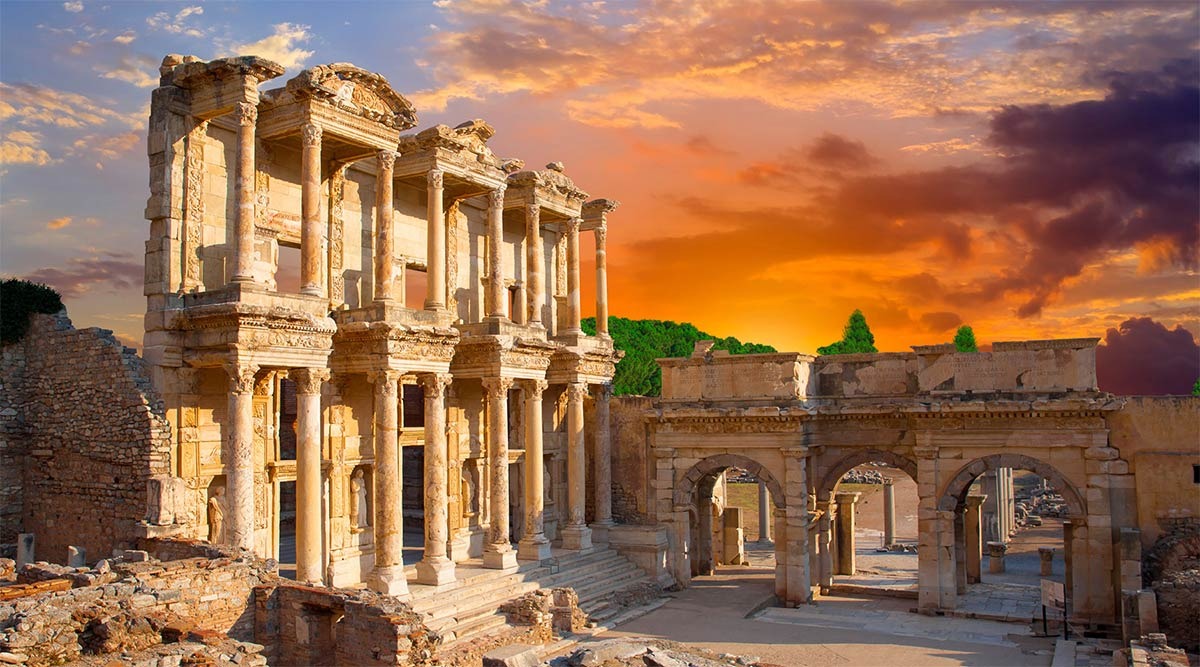 EPHESUS KUSADASI CRUISE EXCURSION - Weka Travel