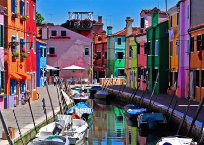 Venice and Murano Island – Private Waterboat