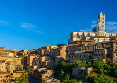 Siena & San Gimignano: the Heart of Tuscany