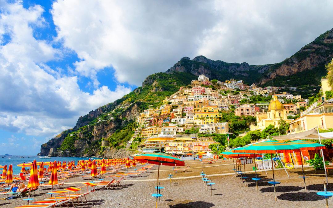 Sorrento & Amalfi Coast