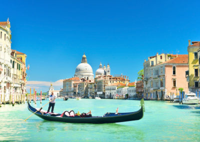 Venice, Murano & Burano – Public Waterboat