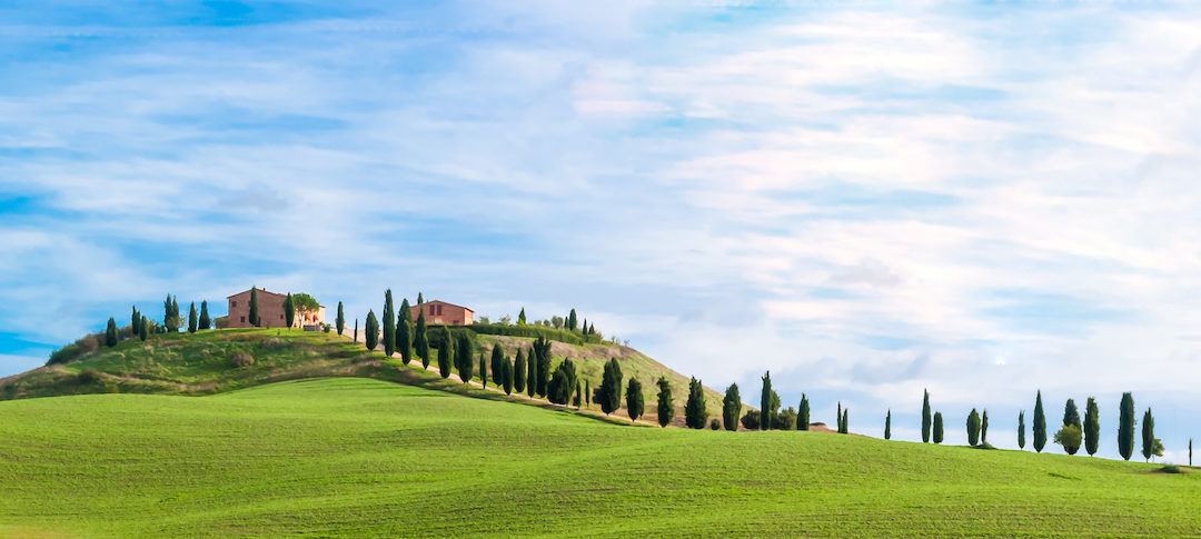 TUSCANY – PRIVATE DRIVER JUST FOR YOU