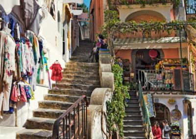 Positano-Naples italy