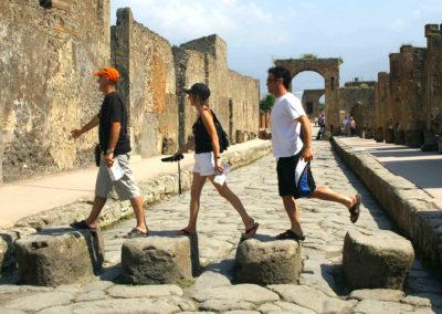 Pompeii Crossroads Naples