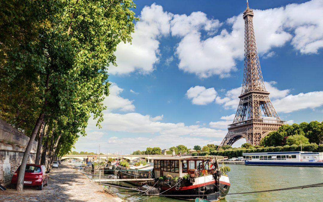 PARIS CITY ORIENTATION TOUR