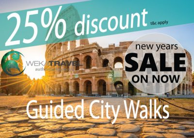 Special Offers – Guided Walks